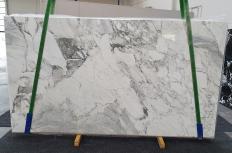 CALACATTA VAGLI Fornitura (Italia) di lastre grezze lucide in marmo naturale 1300 , Slab #40