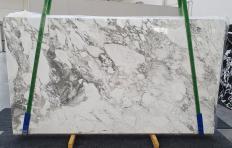 CALACATTA VAGLI Fornitura (Italia) di lastre grezze lucide in marmo naturale 1300 , Slab #08