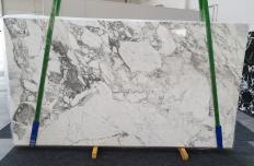 CALACATTA VAGLI Fornitura (Italia) di lastre grezze lucide in marmo naturale 1300 , Slab #16