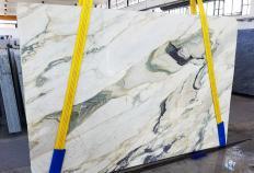 CALACATTA FIORITO Fornitura (Italia) di lastre grezze segate in marmo naturale U0433 , Slab #25
