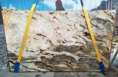 FUSION MISTIC Fornitura (Italia) di lastre grezze lucide in quarzite naturale U0113 , Slab #26