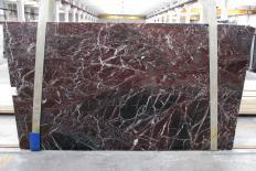 ROSSO LEVANTO Fornitura (Italia) di lastre grezze lucide in marmo naturale 1712M , Slab #20
