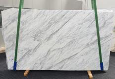 CALACATTA CARRARA Fornitura (Italia) di lastre grezze levigate in marmo naturale #1370 , Slab #10