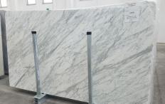 CALACATTA CARRARA Fornitura (Italia) di lastre grezze levigate in marmo naturale #1370 , Slab #16