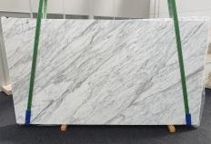 CALACATTA CARRARA Fornitura (Italia) di lastre grezze levigate in marmo naturale #1370 , Slab #22