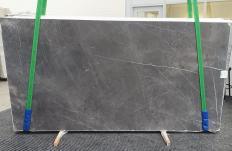 GRAFFITE geschliffene Unmaßplatten 1325 aus Natur Marmor , Slab #01: Lieferung, Italien