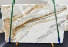 CALACATTA MACCHIAVECCHIA Fornitura (Italia) di lastre grezze lucide in marmo naturale 1354 , Slab #68
