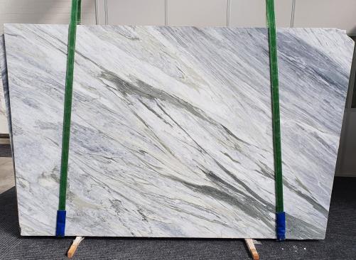 MANHATTAN GREY Fornitura (Italia) di lastre grezze levigate in marmo naturale 1357 , Slab #08