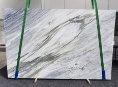 MANHATTAN GREY Fornitura (Italia) di lastre grezze levigate in marmo naturale 1357 , Slab #25