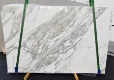 CALACATTA Fornitura (Italia) di lastre grezze lucide in marmo naturale 1344 , C - slab #17