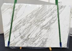 CALACATTA Supply (Italy) polished slabs 1344 , C - slab #22 natural marble