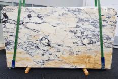 CALACATTA MONET Fourniture (Italie) d' dalles brillantes en marbre naturel 1371 , Slab #01