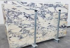 CALACATTA MONET Fourniture (Italie) d' dalles brillantes en marbre naturel 1371 , Slab #41