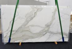 CALACATTA ORO EXTRA Supply (Italy) polished slabs 1366 , Slab #01 natural marble