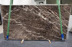 MARRON IRIS Supply (Italy) polished slabs 1404 , Slab #34 natural marble