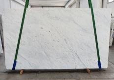 BIANCO CARRARA C Fourniture (Italie) d' dalles brillantes en marbre naturel 1441 , Slab #07