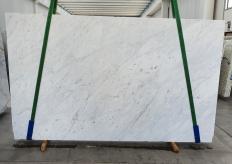 BIANCO CARRARA C Fourniture (Italie) d' dalles brillantes en marbre naturel 1441 , Slab #14