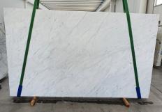 BIANCO CARRARA C Fourniture (Italie) d' dalles brillantes en marbre naturel 1441 , Slab #26