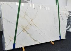 PAONAZZO Fourniture (Italie) d' dalles brillantes en marbre naturel 1432 , Slab #01