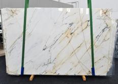 PAONAZZO Fourniture (Italie) d' dalles brillantes en marbre naturel 1432 , Slab #40