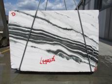 PANDA rohe Blöcke 1771M aus Natur Marmor , Face D: Lieferung, Italien