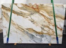 CALACATTA MACCHIAVECCHIA polierte Unmaßplatten 1422 aus Natur Marmor , Slab #11: Lieferung, Italien