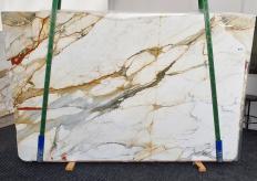 CALACATTA MACCHIAVECCHIA Fourniture (Italie) d' dalles brillantes en marbre naturel 1422 , Slab #34
