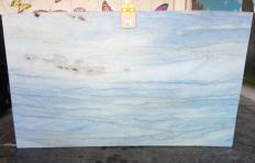 AZUL MAKAUBA Suministro (Italia) de planchas pulidas en mármol natural Z0191 , Slab #32