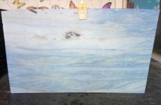 AZUL MAKAUBA Suministro (Italia) de planchas pulidas en mármol natural Z0191 , Slab #40
