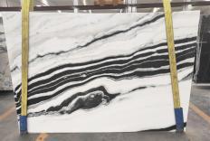 PANDA polierte Unmaßplatten 1771M aus Natur Marmor , Slab #33: Lieferung, Italien