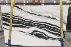 PANDA polierte Unmaßplatten 1771M aus Natur Marmor , Slab #43: Lieferung, Italien