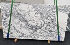 ARABESCATO CORCHIA polierte Unmaßplatten 1420 aus Natur Marmor , Slab #63: Lieferung, Italien