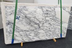 ARABESCATO CORCHIA polierte Unmaßplatten 1420 aus Natur Marmor , Slab #73: Lieferung, Italien