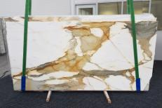 CALACATTA MACCHIAVECCHIA polished slabs GL 1130 , Bundle #7 natural marble