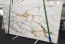 CALACATTA MACCHIAVECCHIA polished slabs GL 1131 , Bundle #2 natural marble