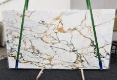CALACATTA MACCHIAVECCHIA polished slabs GL 1131 , Bundle #4 natural marble