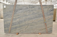 OCEAN BLUE Fourniture Verona (Italie) d' dalles brillantes en quartzite naturel 2382 , Bnd #26297