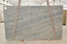 OCEAN BLUE Supply (Italy) polished slabs 2382 , Bnd #26299 natural quartzite