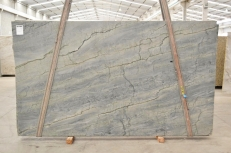 OCEAN BLUE Fourniture (Italie) d' dalles brillantes en quartzite naturel 2382 , Bnd #26300