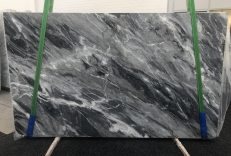 BARDIGLIO NUVOLATO SCURO polished slabs 1172 , Bundle #6 natural marble