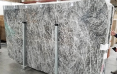 DIAMOND GREY Fornitura Verona (Italia) di lastre lucide in marmo naturale 1491M , Bundle #2
