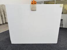 Fornitura lastre grezze lucide 2 cm in marmo naturale THASSOS 1355. Dettaglio immagine fotografie