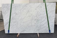 Fornitura lastre grezze lucide 2 cm in marmo naturale VENATINO BIANCO 1267. Dettaglio immagine fotografie