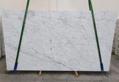 Fornitura lastre grezze segate 3 cm in marmo naturale VENATINO BIANCO 1299. Dettaglio immagine fotografie