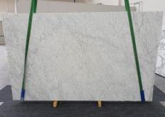 Fornitura lastre lucide 2 cm in marmo naturale VENATINO BIANCO 1256. Dettaglio immagine fotografie