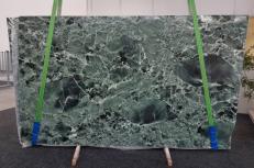 Fornitura lastre grezze lucide 2 cm in marmo naturale VERDE ALPI GL 1041. Dettaglio immagine fotografie