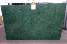 Fornitura lastre grezze lucide 2 cm in marmo naturale VERDE GUATEMALA AL0152. Dettaglio immagine fotografie
