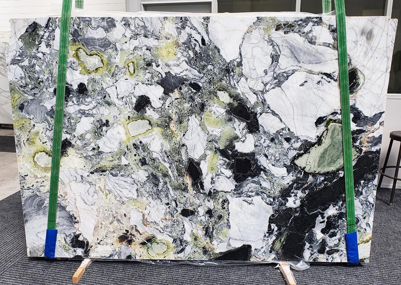 AMAZONIA Fornitura Veneto (Italia) di lastre grezze lucide in marmo naturale 1386 , Slab #48