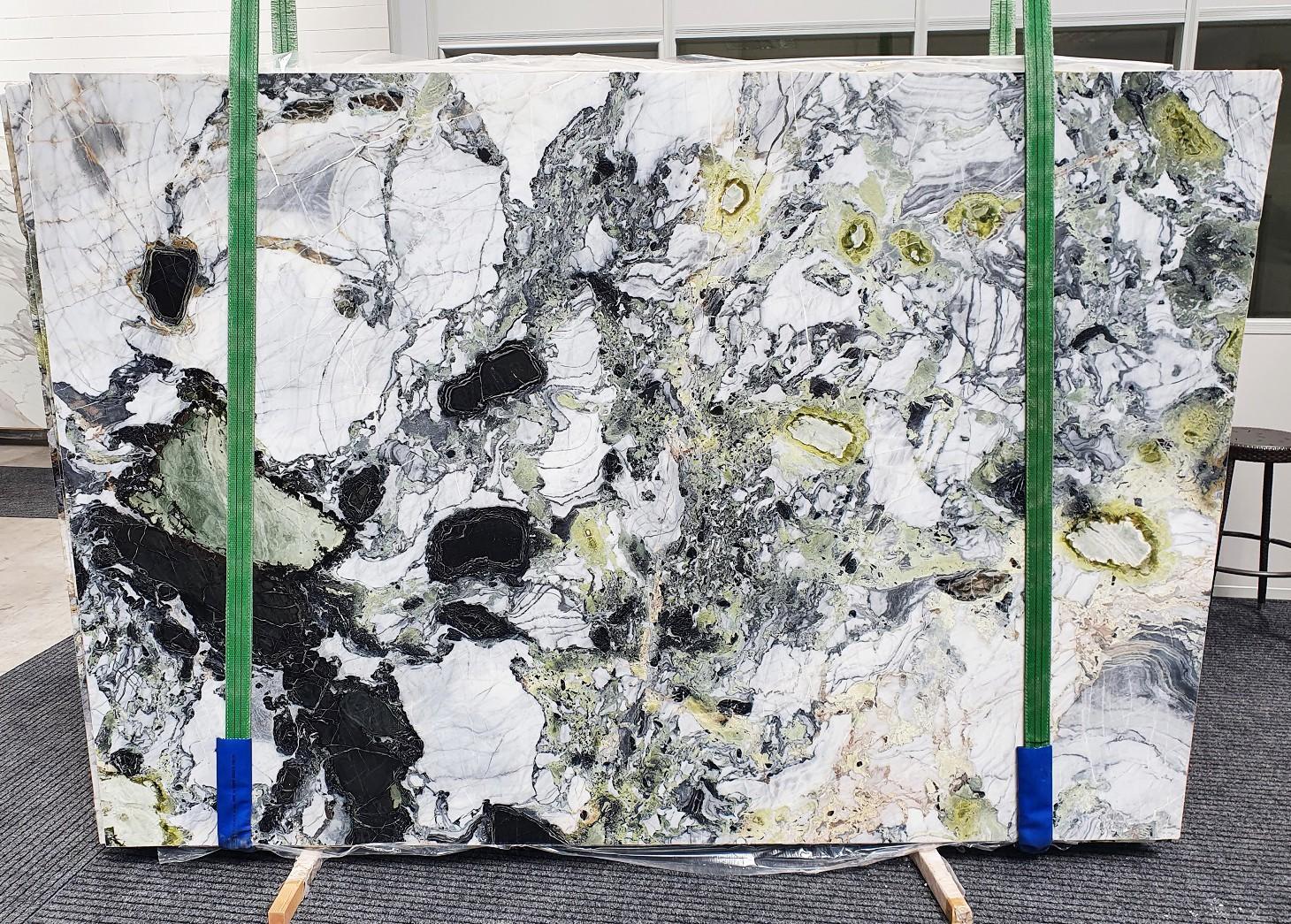 AMAZONIA Fornitura Veneto (Italia) di lastre grezze lucide in marmo naturale 1386 , Slab #49