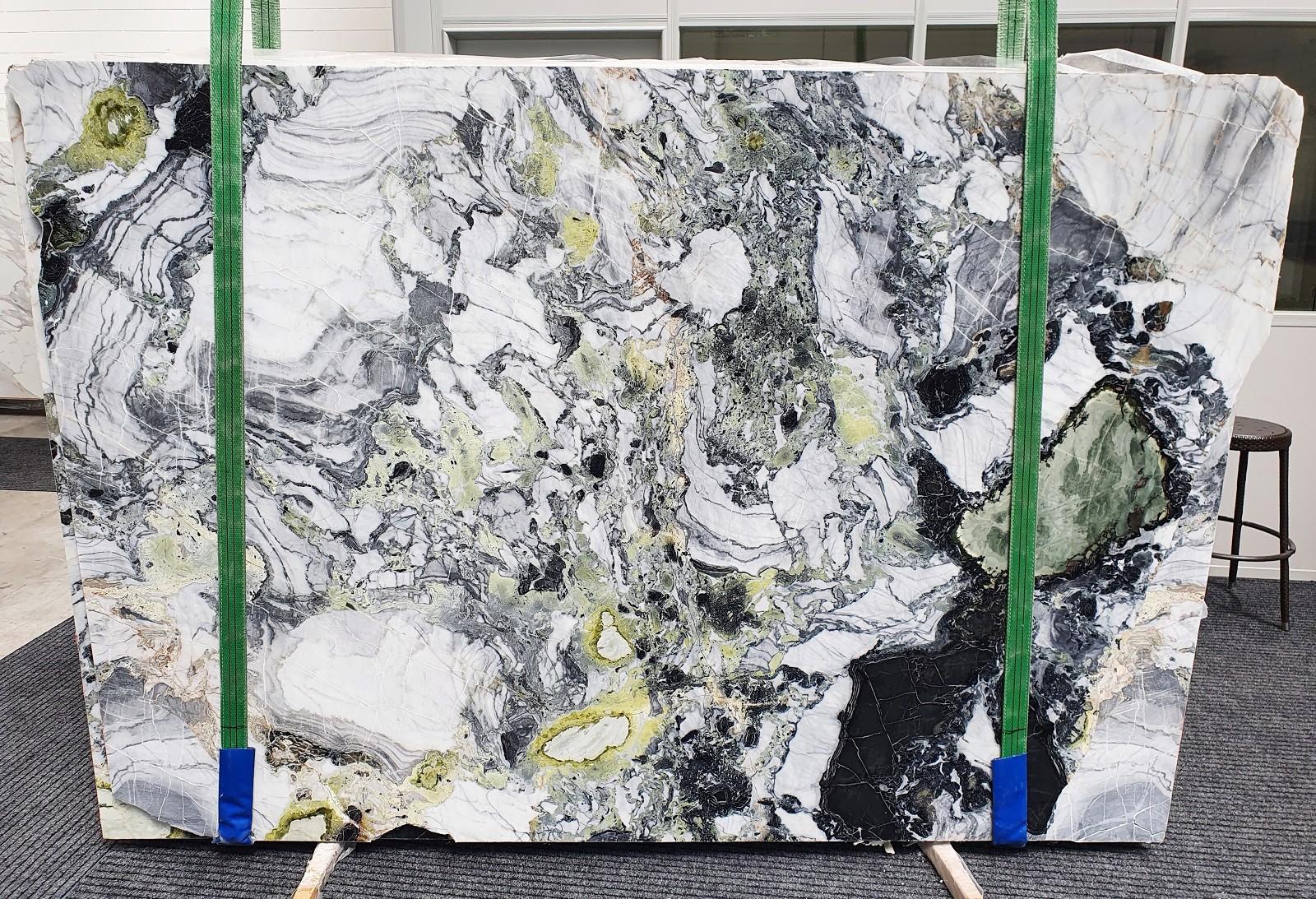 AMAZONIA Fornitura Veneto (Italia) di lastre grezze lucide in marmo naturale 1386 , Slab #54